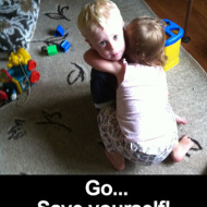 Inside the mind of toddlers.