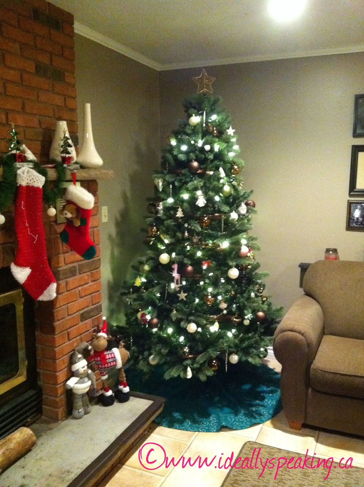 family, parenting, Christmas Tree,