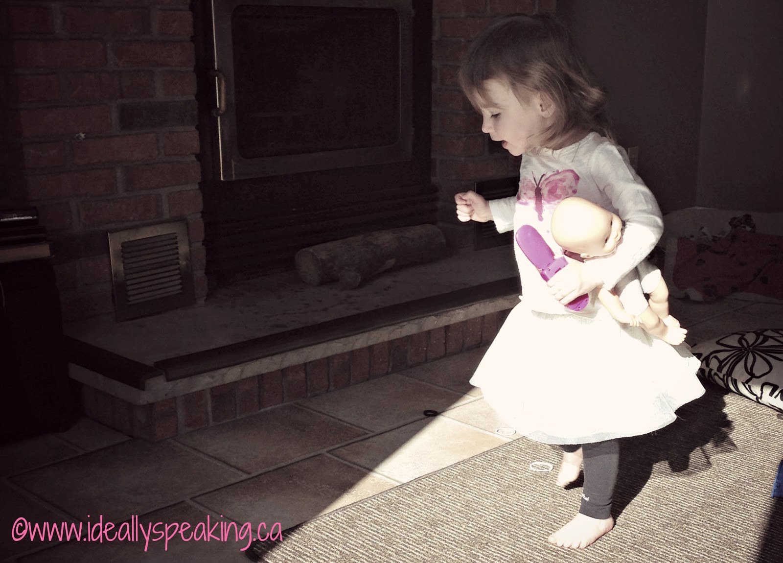 toddler ballerina dancing, cute, toddler, parenting, family, mom blog, mom blog canada, iphonetography