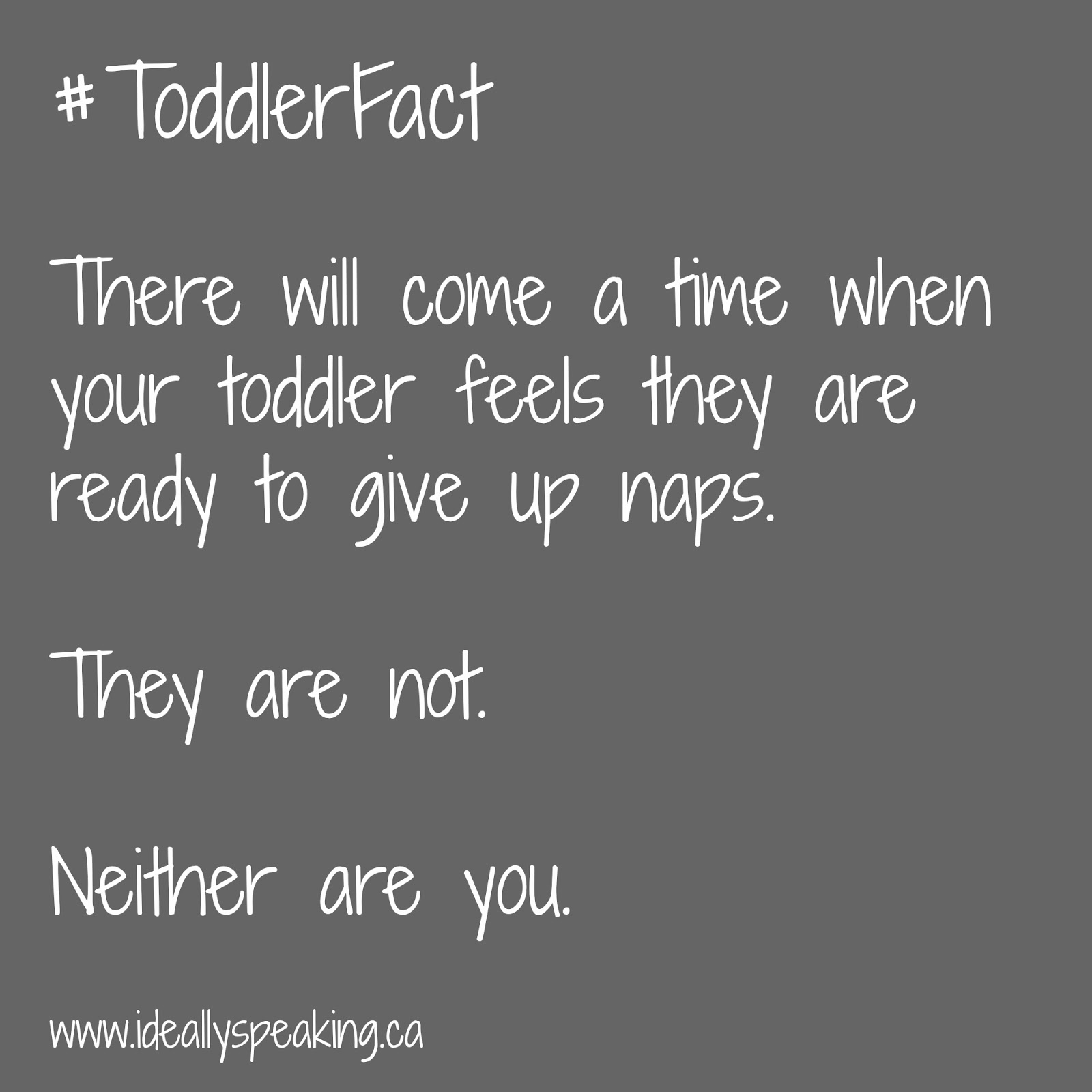 Toddler Quotes Nap Time To Quiet Time  Ideally Speaking.