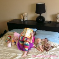Book Review & Giveaway: The Guide to Baby Sleep Positions.