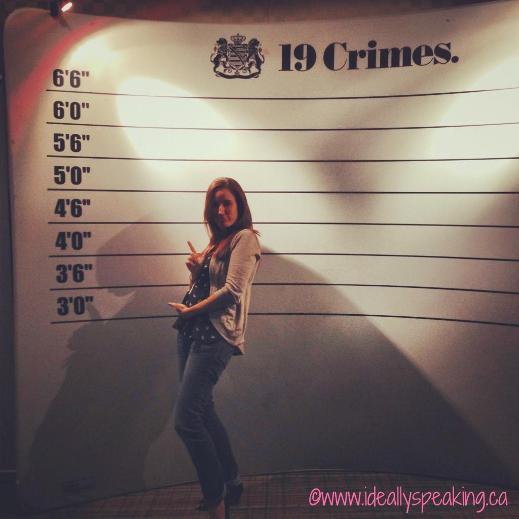 BlissDom Canada 2013 and 19 Crimes Wine