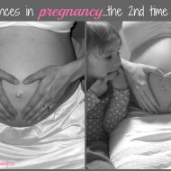 Differences in pregnancy the second time around.