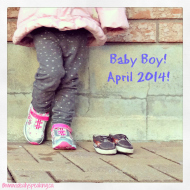 #WordlessWednesday with linky: It's a Boy!