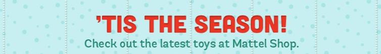Mattel Gift Guide