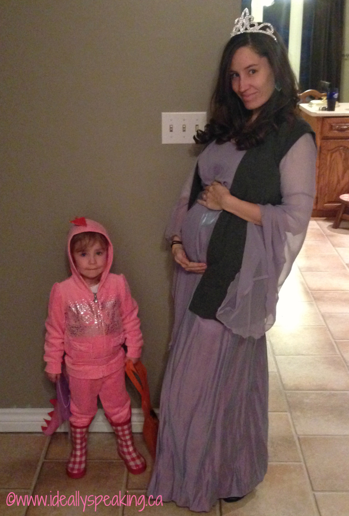 Pink Dinosaur Halloween Costume