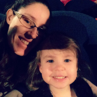 #WordlessWednesday with linky: First Time at the Movies!