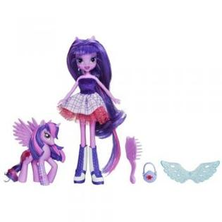 My Little Pony® Equestria Girls Twilight Sparkle Doll from Sears