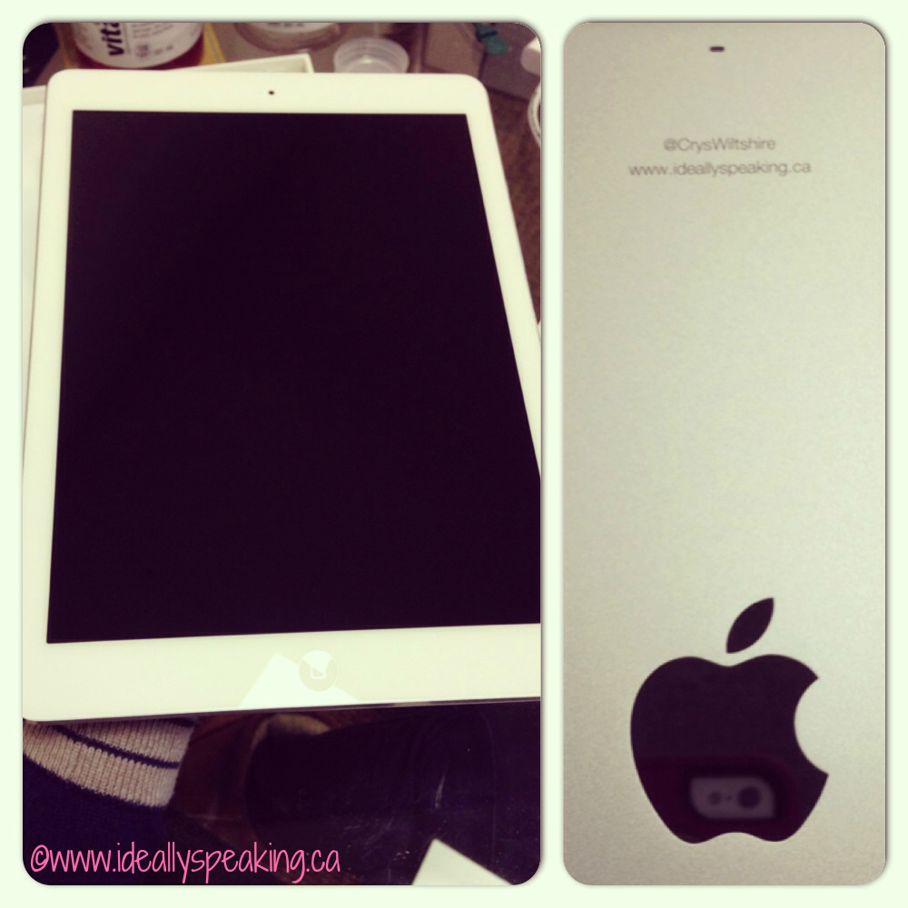 iPad-Air-Birthday-Present