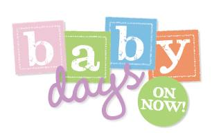 Baby Days, Sears Sale, The Baby's Room