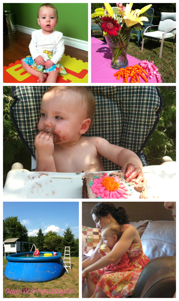 Lilly-First-Birthday-Collage