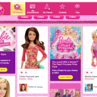 Contest: Express Your Style with Barbie!