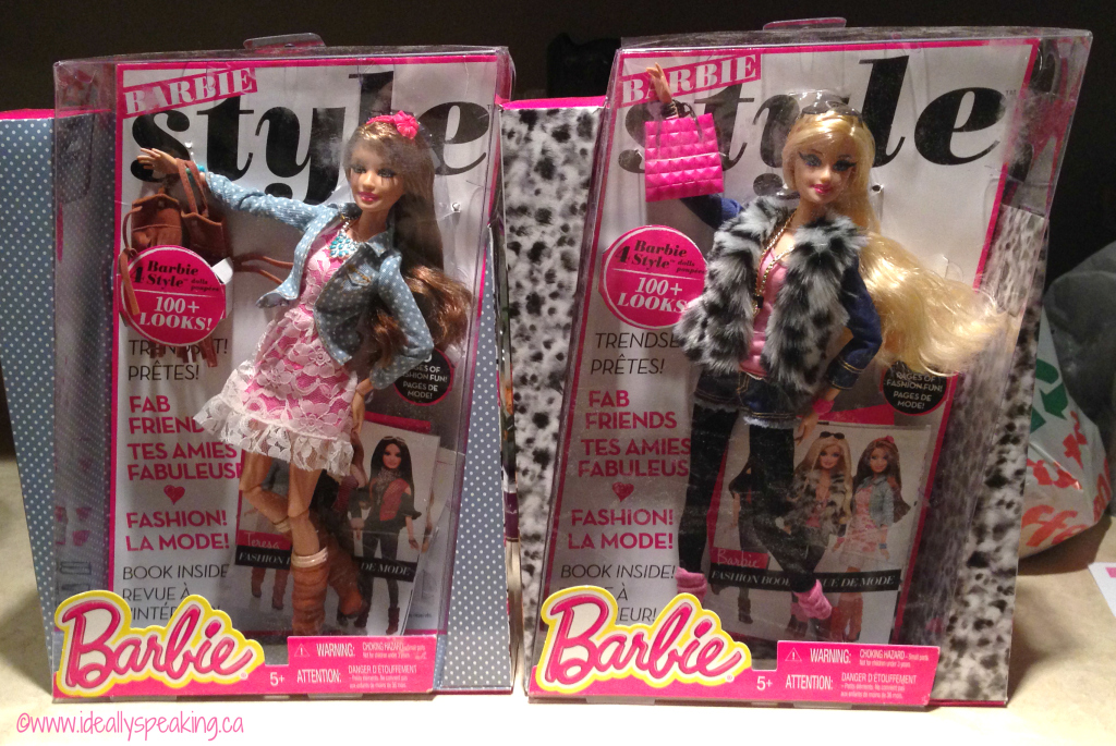 Barbie Style Fashion Dolls