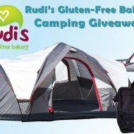 Gluten Free Summer Camp and Giveaway from Rudis Bakery!