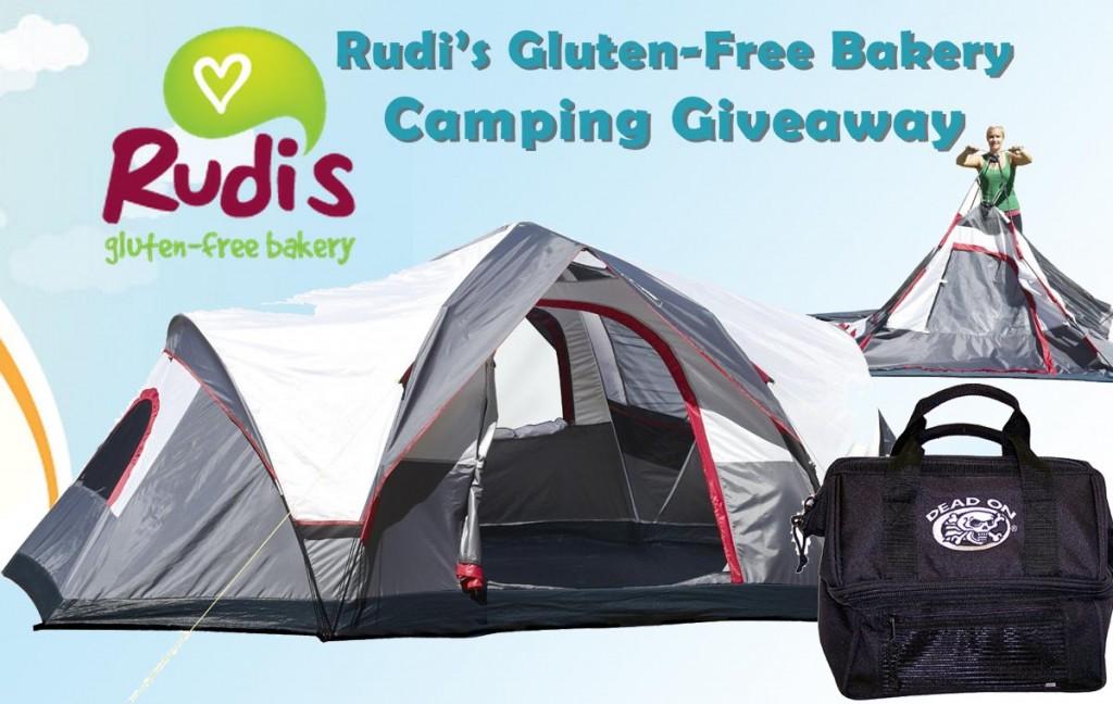 Rudis Bakery Camping Giveaway