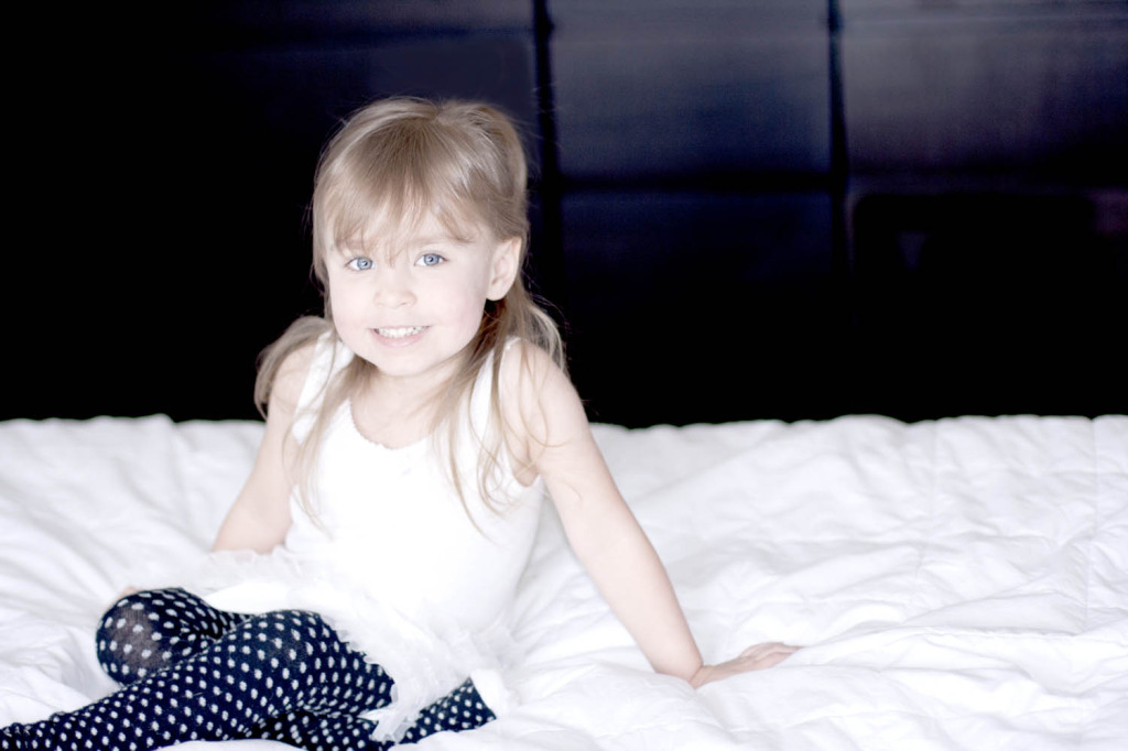 Our little wannabe model insisted on hew own shoot. So beautiful :)