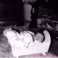 #WordlessWednesday with linky: baby photo tradition