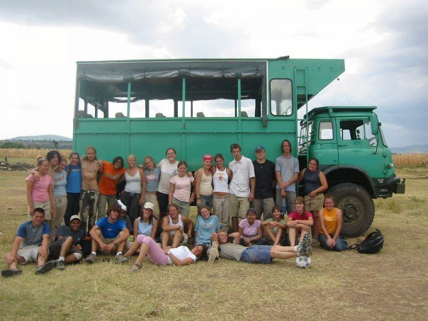 My Kenya Family. July 2004.