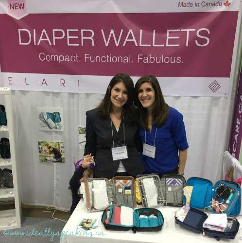 I fell in LOVE with these adorable diaper wallets. So incredibly stylish!