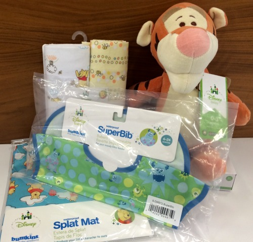 Giveaway of Disney Baby Goodies