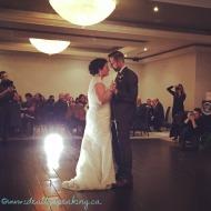 Wordless Wednesday: Another beautiful wedding.