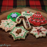 #WordlessWednesday: Christmas Crafts & Moustashes