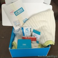 #UnBoxPossibilities with a Unicef Survival Kit