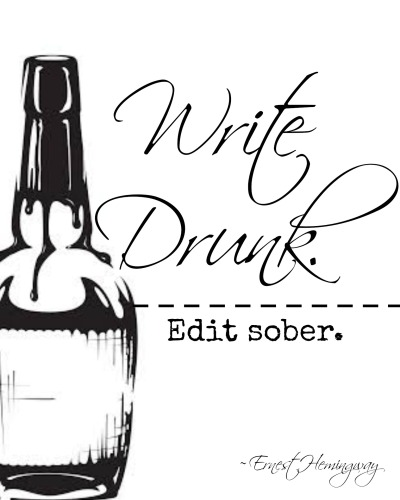 Write-Drunk-Bourbon