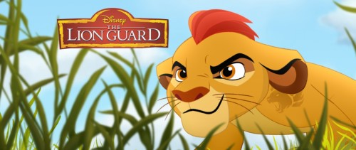 The Lion King new series, The Lion Guard