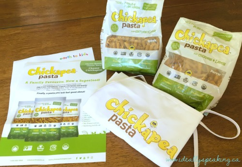 Organic, Gluten Free Pasta by Chickapea