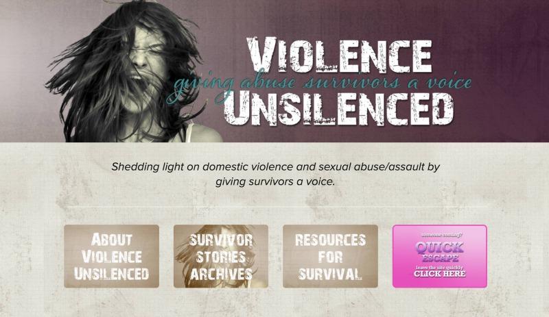 The VU homepage.
